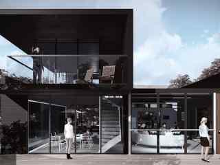 创意建筑未来式设