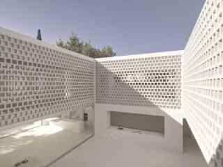 创意建筑设计桌面