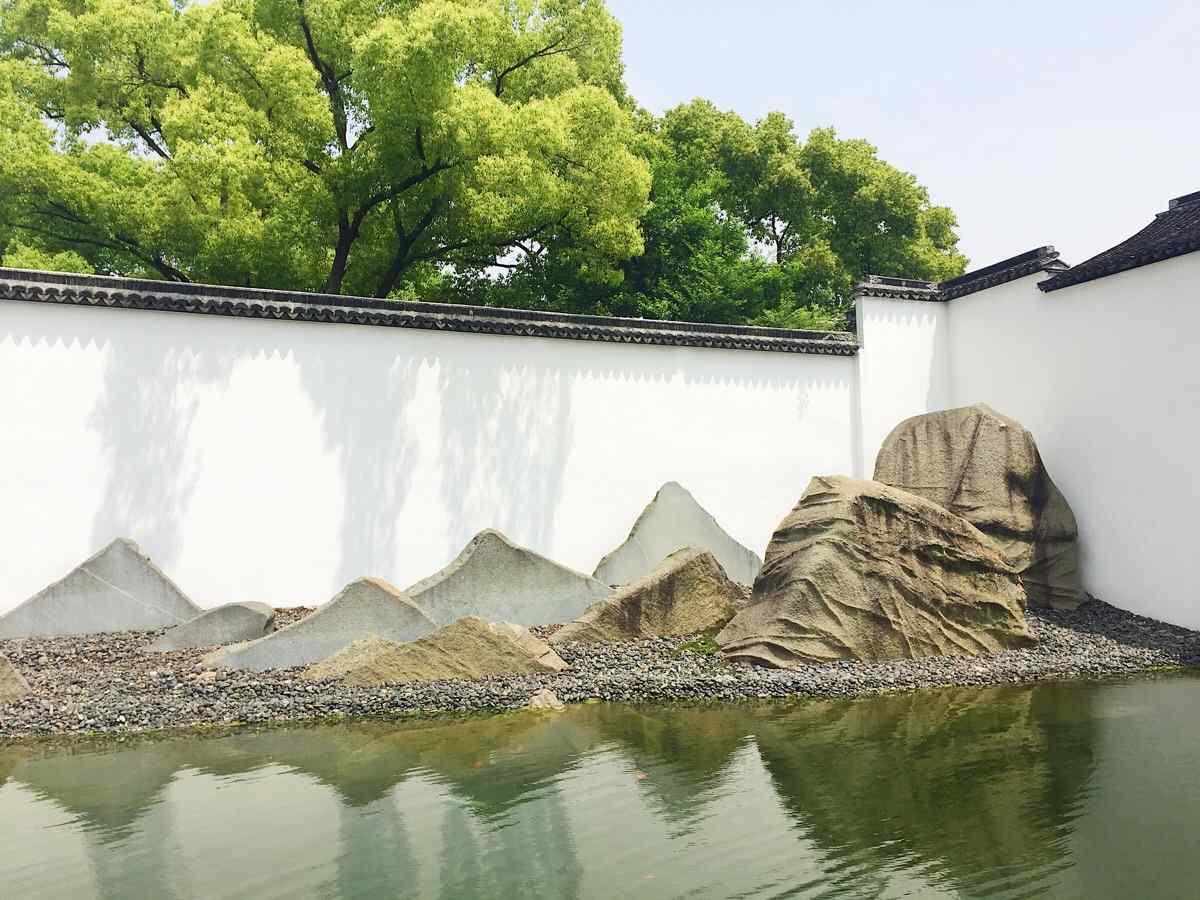 苏州博物馆美图桌面壁纸