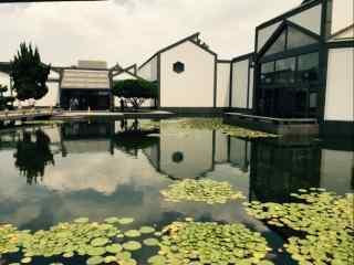 苏州博物馆唯美桌