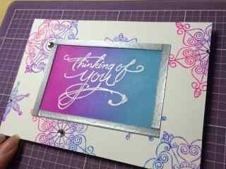 唯美自制贺卡图片高清桌面壁纸