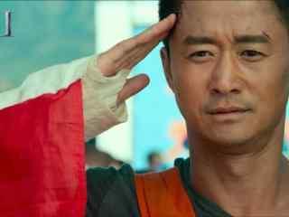 电影战狼2吴京海报图片