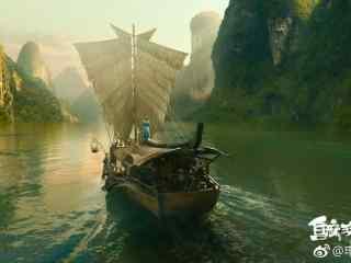 鲛珠传唯美风景图片壁纸