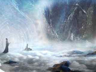 轩辕剑之汉之云海报壁纸