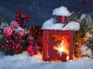 创意唯美圣诞节高清节日图片