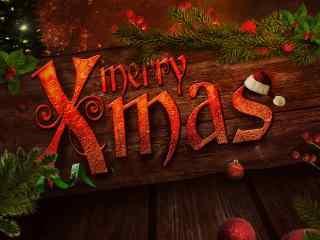 圣诞节图片桌面壁纸