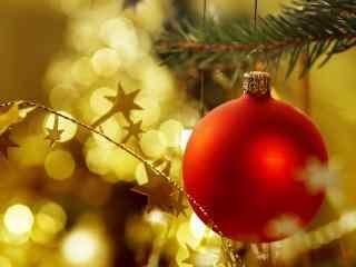 圣诞节装饰礼品图片桌面壁纸