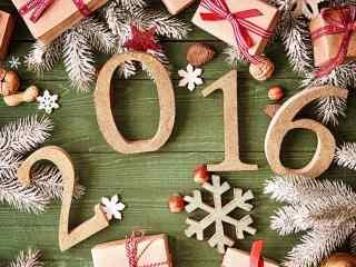 2016年圣诞节桌面壁纸