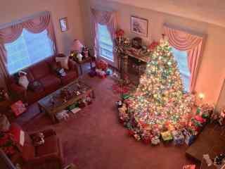 圣诞节节日图片高清桌面壁纸