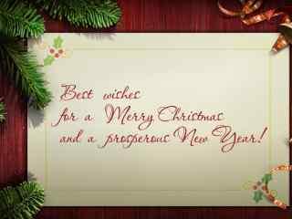 圣诞节设计素材图片高清壁纸