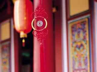 文艺的中国结图片壁纸