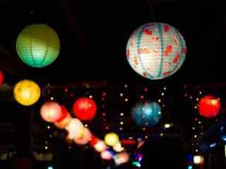 百变花式灯笼图片喜庆过年