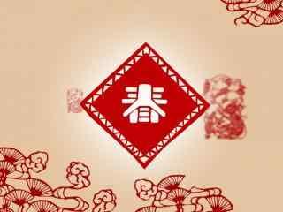 2017年新年-红色喜庆春节图片