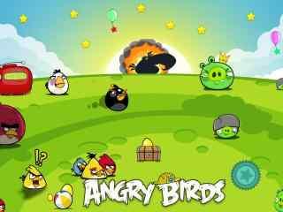 愤怒的小鸟对决壁