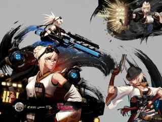 2D横版格斗网游《地下城与勇士》最新壁纸