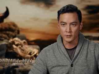 魔兽世界电影吴彦祖宣传主题壁纸