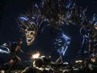 黑暗怪兽帕尔 血源诅咒壁纸