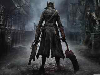 血源诅咒猎人封面壁纸包