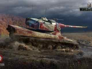 网游《坦克世界》