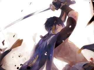 三日月宗近刀剑乱舞游戏壁纸