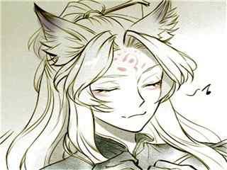阴阳师妖狐唱歌头像图片