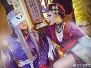 阴阳师阎魔判官cosplay壁纸