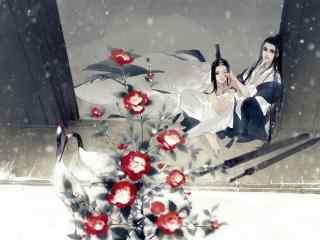 剑网三纯阳唯美图片壁纸