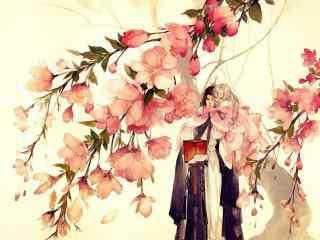剑网三纯阳美丽的桌面壁纸