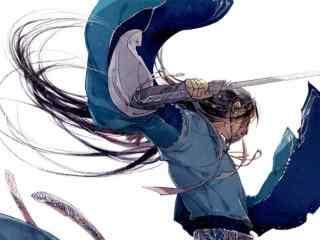 剑网三纯阳道长仙气壁纸