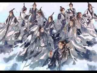 剑网三纯阳派桌面壁纸