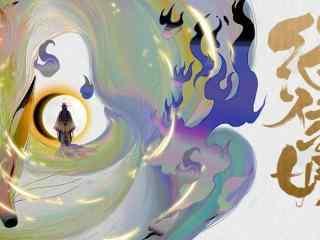 阴阳师周年庆新SSR式神玉藻前图片壁纸