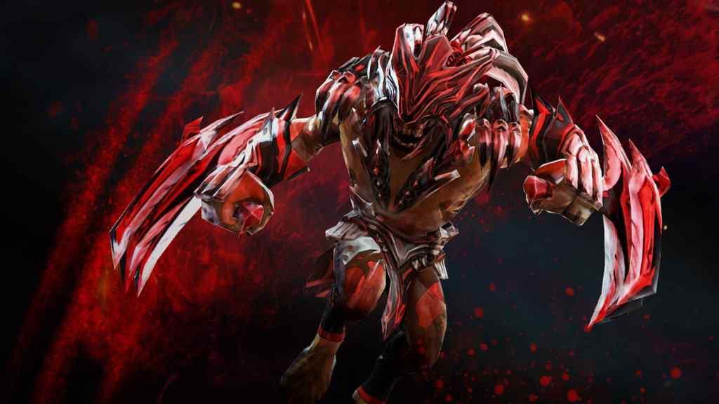 嗜血狂魔图片 DOTA2英雄图片