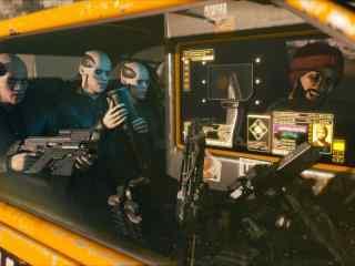 賽博朋克2077高清武裝小隊桌面壁紙