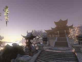 逆水寒開放世(shi)界游戲截圖圖片