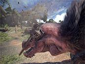 怪物猎人世界乘骑蛮颚龙精美截图