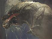 怪物獵人世界恐(kong)暴龍精美截圖壁紙圖片