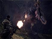 怪物猎人世界狩猎蛮颚龙精彩截图壁纸