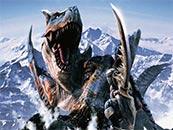 怪物猎人世界轰龙高清壁纸