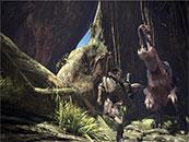 怪物獵人世界精美截圖壁紙圖片