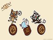 怪物猎人世界艾露猫高清壁纸