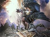 怪物獵人世界滅盡龍高清壁紙