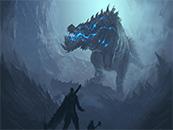 怪物獵人世界恐暴龍登場高清壁紙