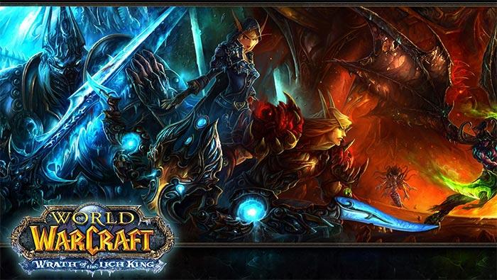 魔兽世界:巫妖王之怒炫彩桌面高清壁纸