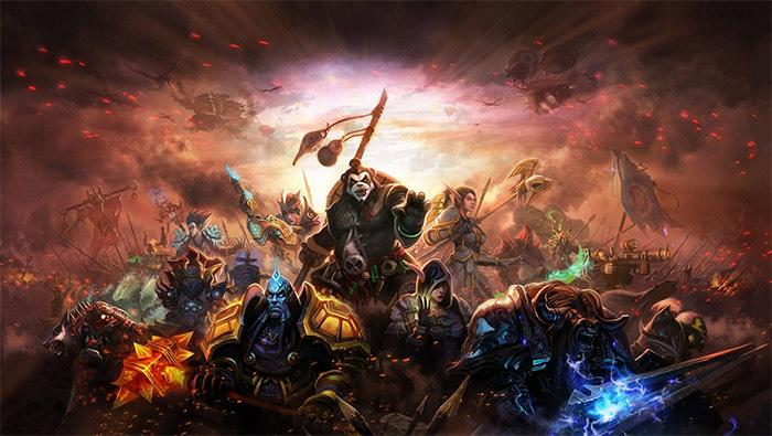 魔兽世界部落高清壁纸图片