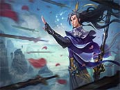 英雄聯盟劍仙系列劍圣超清桌面壁紙圖片