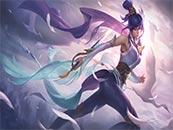 英雄聯盟劍仙系列劍姬超清桌面壁紙圖片