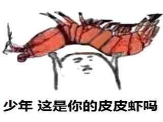 皮皮虾表情包创意系列