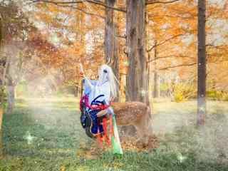 小鹿男cosplay唯