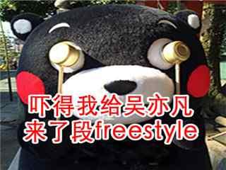 熊本熊freestyle表情