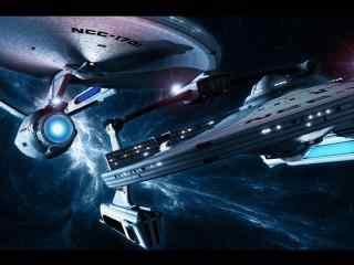 星际迷航酷炫飞船